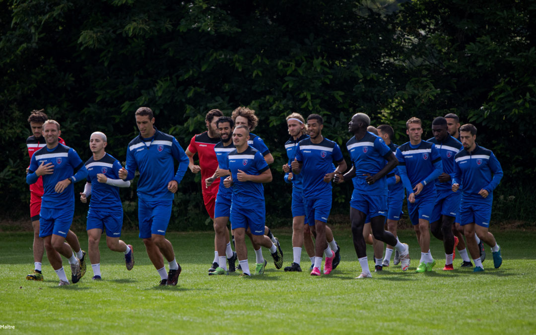 Belmar rejoint le club des partenaires de l'US Concarneau